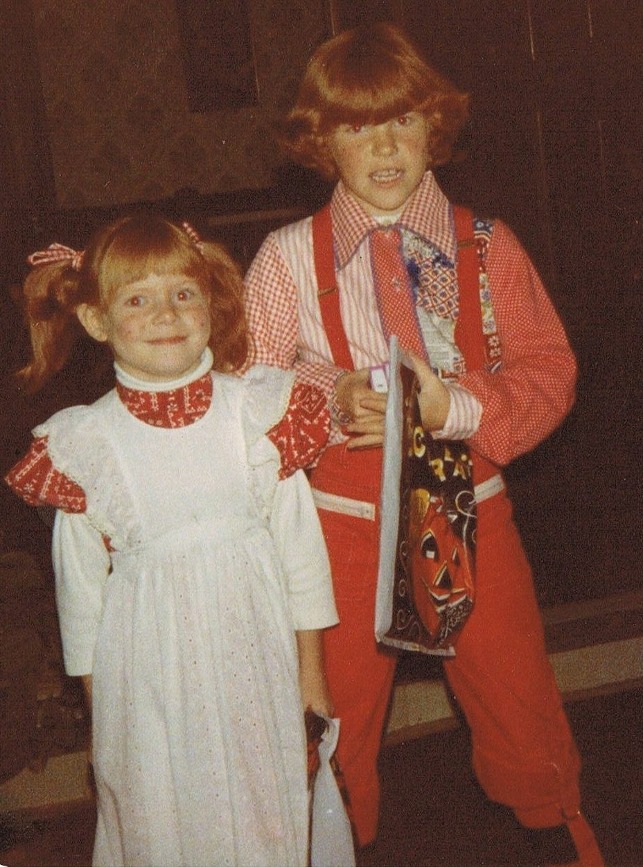 Raggedy Ann and Andy Halloween Costumes