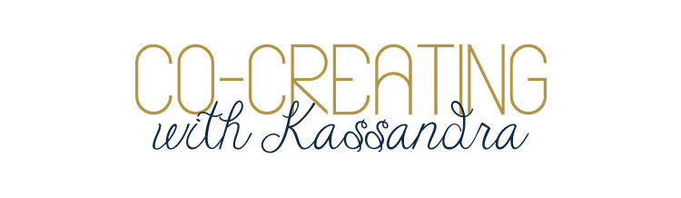 Co-creating with Kassandra Lea