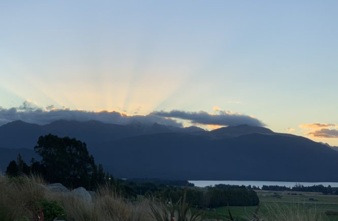 Image of Te Anau in New Zealand