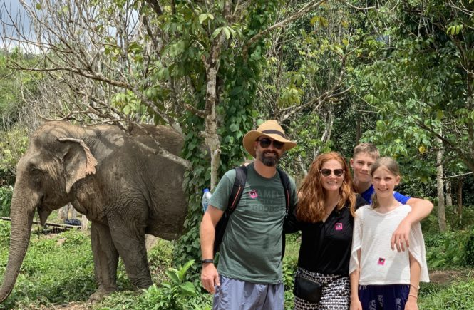 Image of Phuket Elephant Sanctuary in Thailand